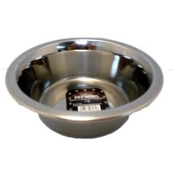 Pet Bowl 1qt Stainless Steel