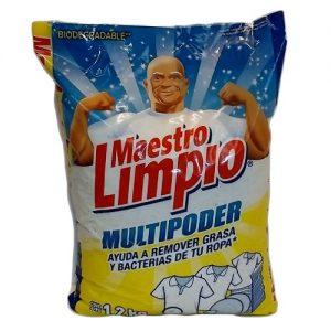 Maestro Limpio Detergent 1 Kilo