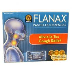 Flanax Cough Lozenges 20ct