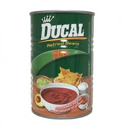 Ducal Refied Red Beans 15oz
