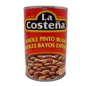 La Coste?a Whole Pinto Beans 40oz