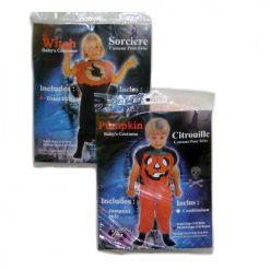 ***Halloween Asst Baby Costumes