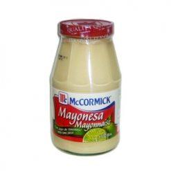McCormick Mayonnaise 14oz W-Lime