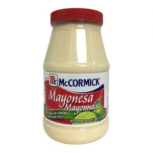 McCormick Mayonnaise 28oz W-Lime