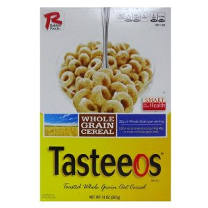 Ralston Tasteeos 14oz Cereal Whl Grain