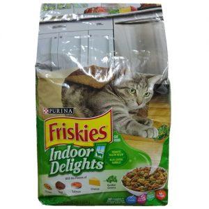 Friskies Cat Food Indoor Delights 3.15 L