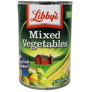 Libbys Mixed Vegetables 15oz
