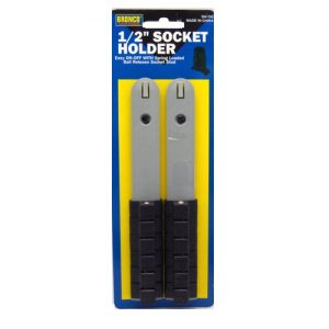 ***Socket Holder Half Inch 2pc