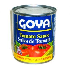 Goya Tomato Sauce 8oz