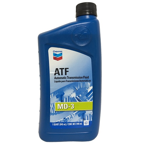 Chevron ATF Type MD-3 1qt