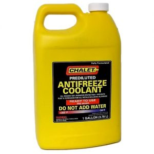 Chalet Antifreeze 50-50 Coolant 1 Gl