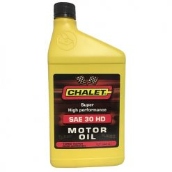 Chalet Motor Oil SAE 30 HD 1qt