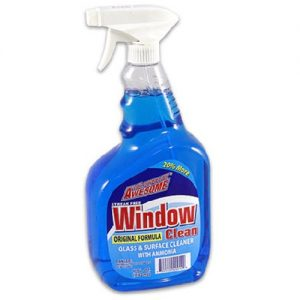 Awesome Window Cleaner 40oz Spray