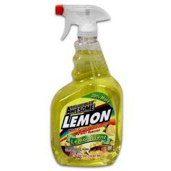 Awesome Spray Cleaner 40oz Lemon