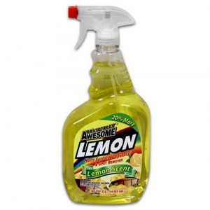 Awesome Spray Cleaner 40oz Lemon