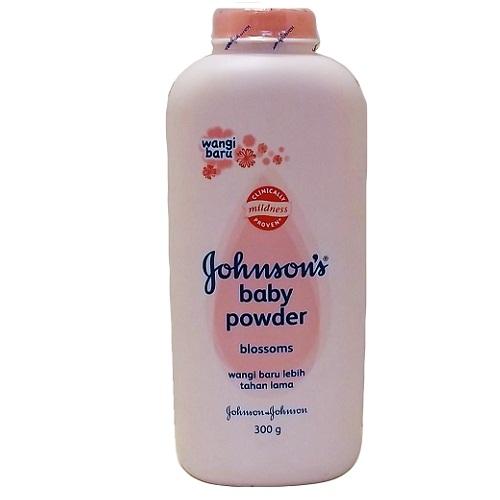 Johnsons Baby Powder 300g Blossoms