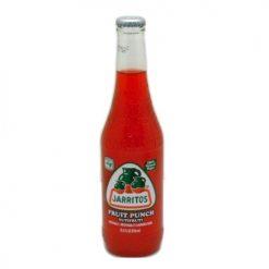 Jarritos Soda 12.5oz Fruit Punch