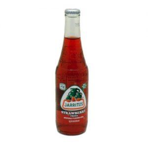 Jarritos Soda 12.5oz Strawberry