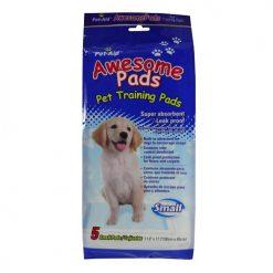 Awesome Pads Pet Training Pads Sml 5pk