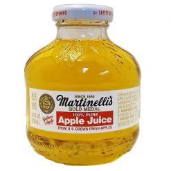 Martinellis Apple Juice 10oz Glass