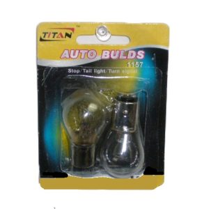 Auto Bulbs #1157 2pc