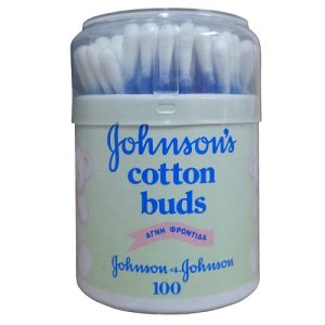 Johnson Cotton Buds 100ct