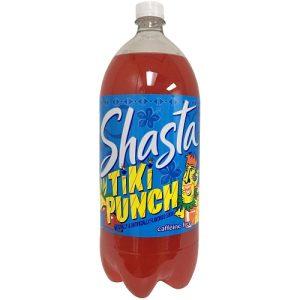 Shasta Soda 2 Ltrs Tiki Punch