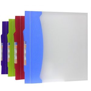 Poly Binder 1in Heavy Duty 175 Sheets