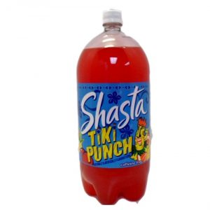 Shasta Soda 2.5 Ltrs Tiki Punch
