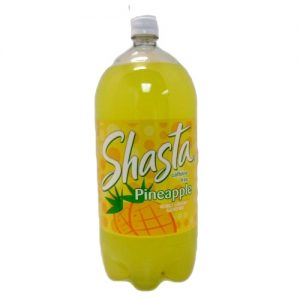 Shasta Soda 2.5 Ltrs Pineapple