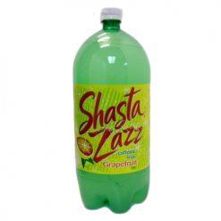 Shasta Soda 2.5 Ltrs  Zass Grapefruit