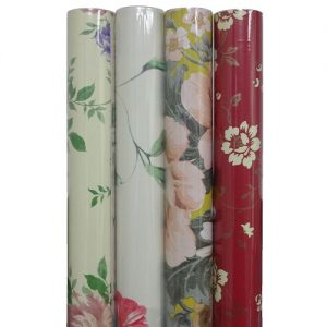 Shelf Liner Asst Flower Patterns