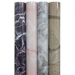 Shelf Liner Asst Marble Patterns