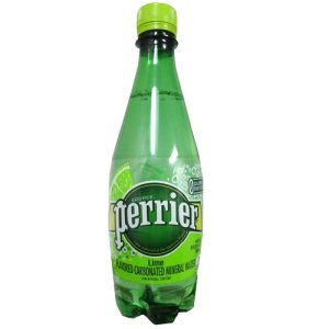 Perrier Sparkling Water 16.9oz Lime