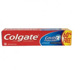 Colgate 4.0oz Cavity Protection Reg Flvr