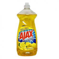 Ajax Dish Liq 28oz Lemon