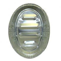 D. Foil Roaster Pan Oval Md