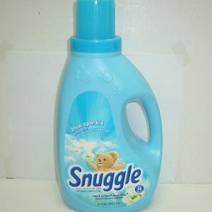 Snuggle Fab Soft 64oz Blue Sparkle