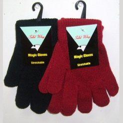 Ladies Magic Gloves Asst Clrs