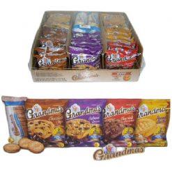 Grandmas Cookies Variety Mix 2pc