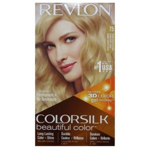 Revlon Color Silk #75 Warm Gld Brown