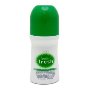 Avon Roll-On 2.6oz Feeling Fresh Origina