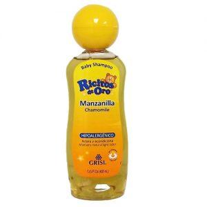 Ricitos De Oro Baby Shampoo 13.5oz Chamo