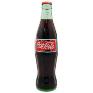 Coca Cola Soda 12oz Glass 355ml