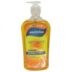 Maxim Liq Hand Soap 16.9oz W-Pump Antiba