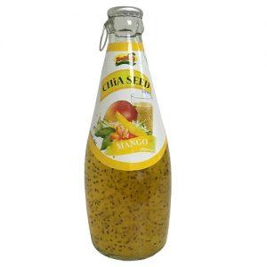 Isabela Chia Seed W-Mango 9.8oz Juice