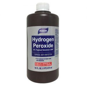 Maxim Hydrogen Peroxide 3% 16oz Topical