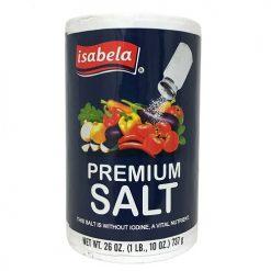 Isabela Premium Salt 26oz