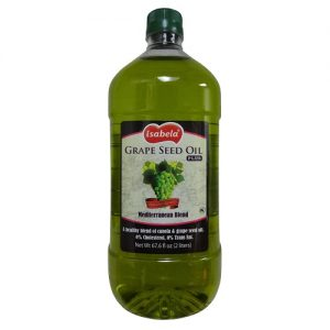 Isabela Grape Seed Oil + 2 Ltrs