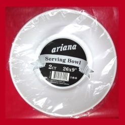 Ariana Serving Bowl 26 X 9in 2pc